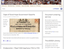 Tablet Preview of egssa.org